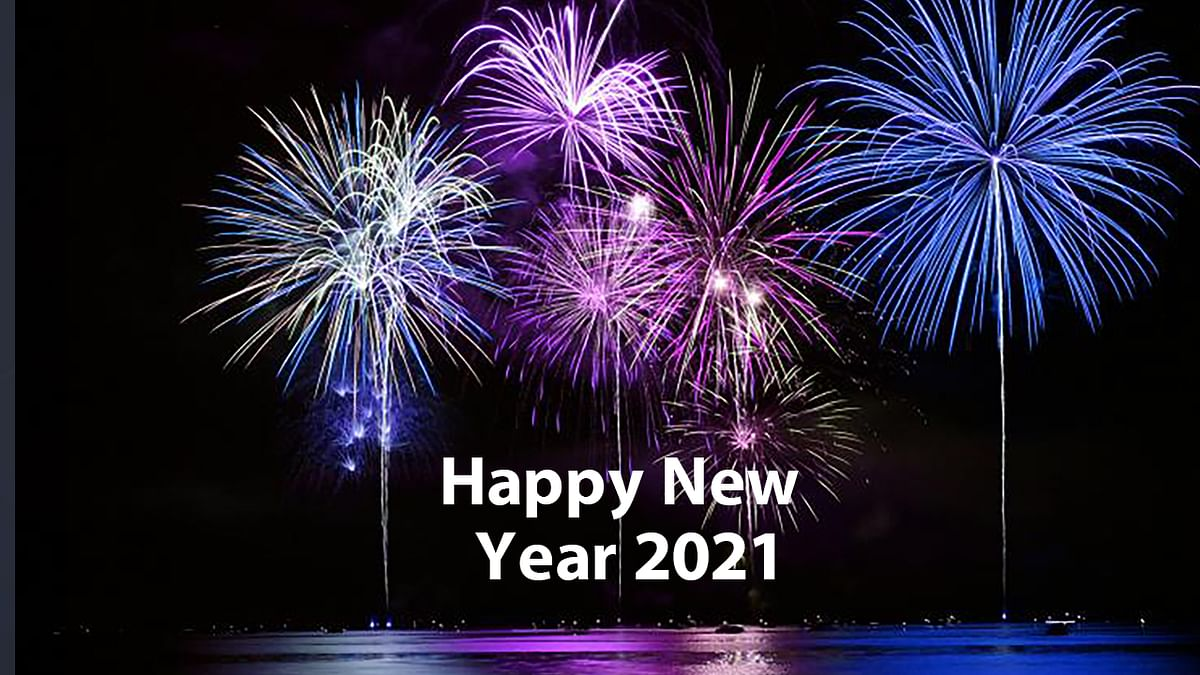 New Year Wishes Greetings 2021 in Hindi
