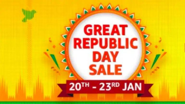 Amazon Great Republic Day Sale: आधे दाम में खरीदें स्मार्टफोन, लैपटॉप पर 25 हजार की छूट, ऐसे मिलेगी बेस्ट डील