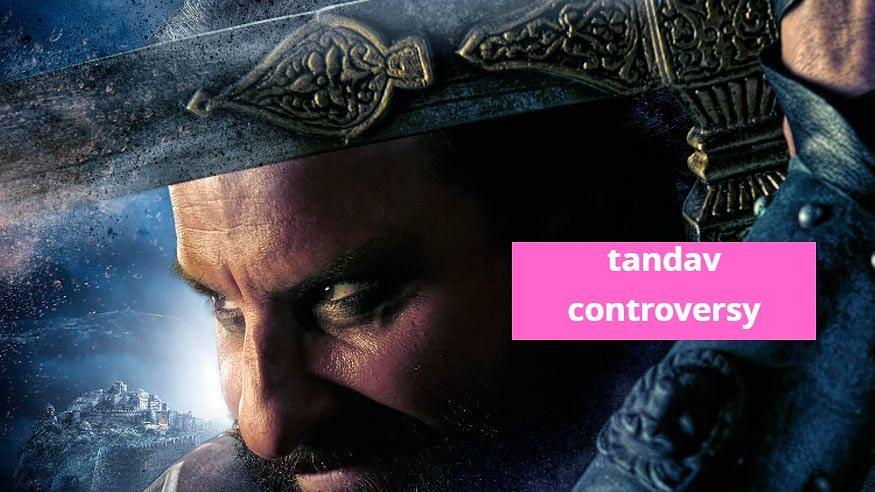 'तांडव' पर बवाल : सैफ अली खान की बढ़ी टेंशन! भाजपा विधायक ने दे दी ये धमकी