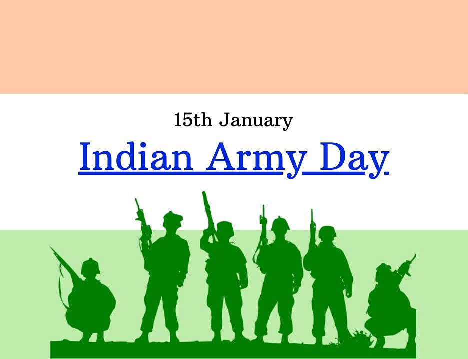 Happy Indian Army Day 2021