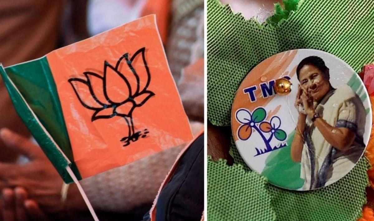 Bengal Election 2021: ममता सरकार पर BJP  के शमिक भट्टाचार्य का हमला, बोले- TMC के खेमे में डर का माहौल