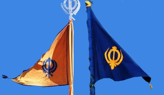 लालकिले पर फहराये जाने के बाद चर्चा में आया सिखों का धार्मिक ध्वज, जानें 'निशान साहिब' के बारे में पूरी बात