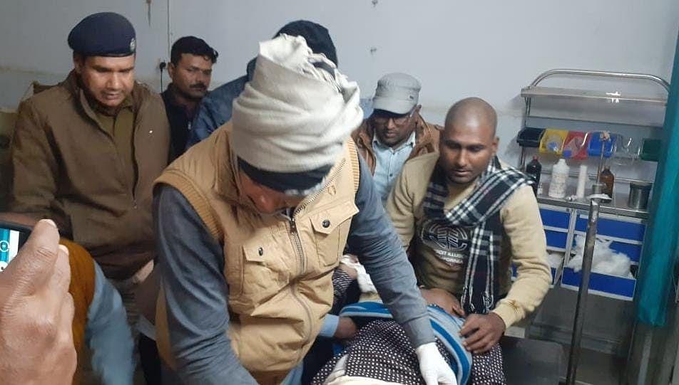 Bihar News : होटल व्यवसायी को बाइक सवार बदमाशों ने मारी गोली, रेफर