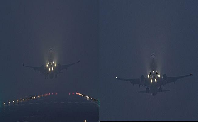 Bihar Flight News: कोहरे ने लगाया बिहार के विमानों पर ब्रेक, 6 रद्द, तीन कोलकाता डायवर्ट,  देर से उड़ी 26 जोड़ी फ्लाइटें