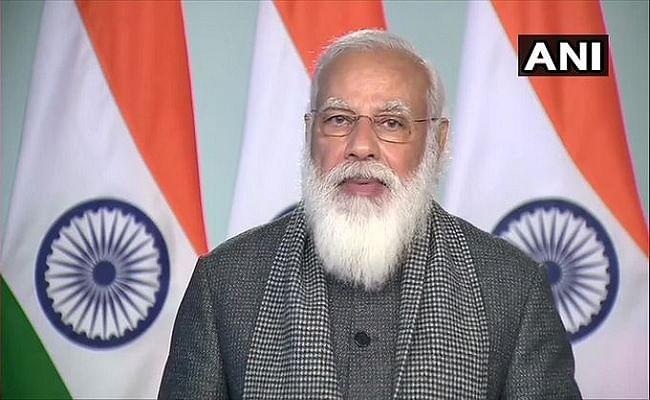 कोरोना से ज्यादा से ज्यादा लोगों की जिंदगी बचाने में सफल रहा भारत, विश्व आर्थिक मंच के कार्यक्रम में बोले PM मोदी
