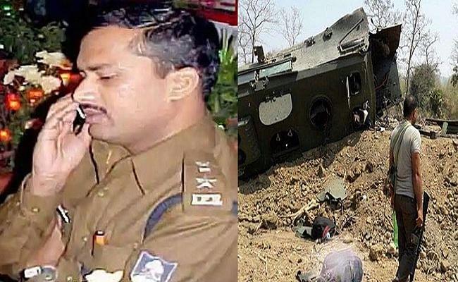 बारूदी सुरंग विस्फोट कर नक्सलियों ने की थी एसपी केसी सुरेंद्र बाबू की हत्या, 15 साल बाद भी बाहर घूम रहे आरोपी