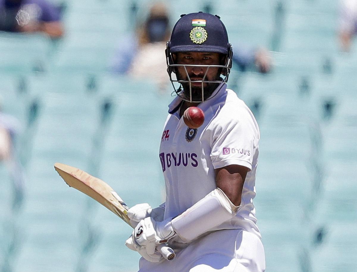 IND vs AUS 3rd Test: पुजारा ने पूरा किया टेस्ट क्रिकेट में 6000 रन, ऐसा करने वाले 11वें भारतीय बने