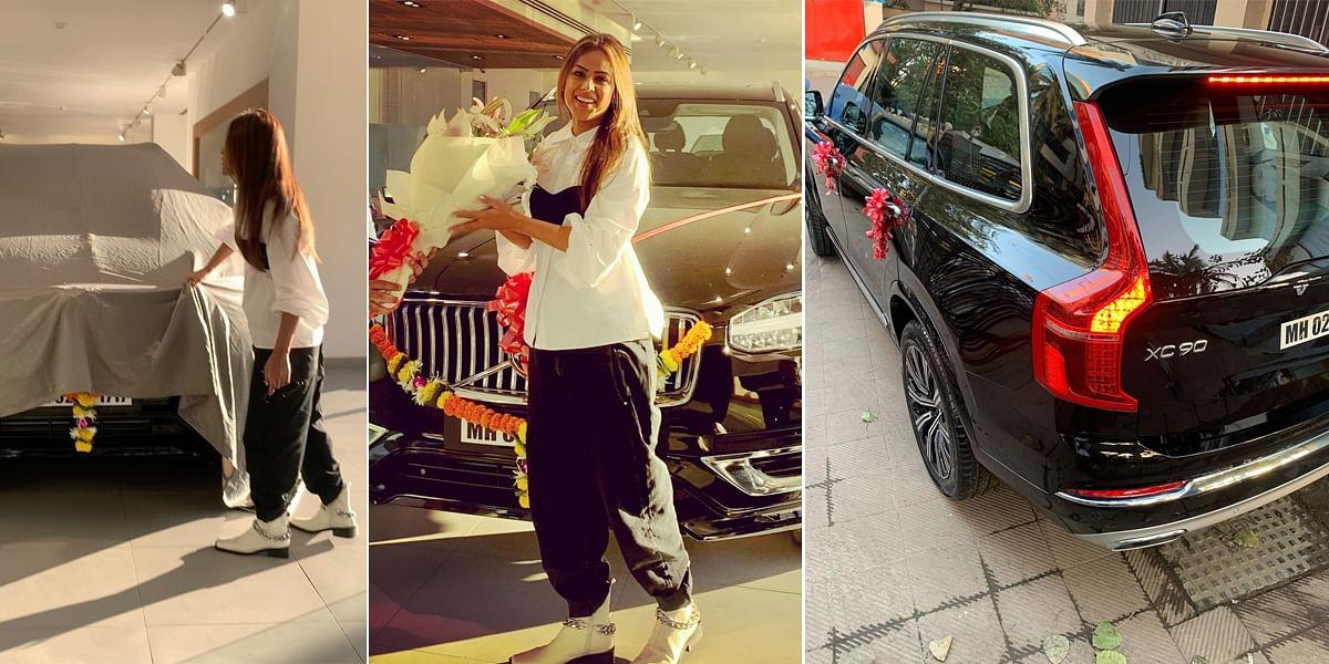 Nia Sharma ने खरीदी नयी लग्जरी कार, इसकी कीमत और खूबियां होश उड़ानेवाली