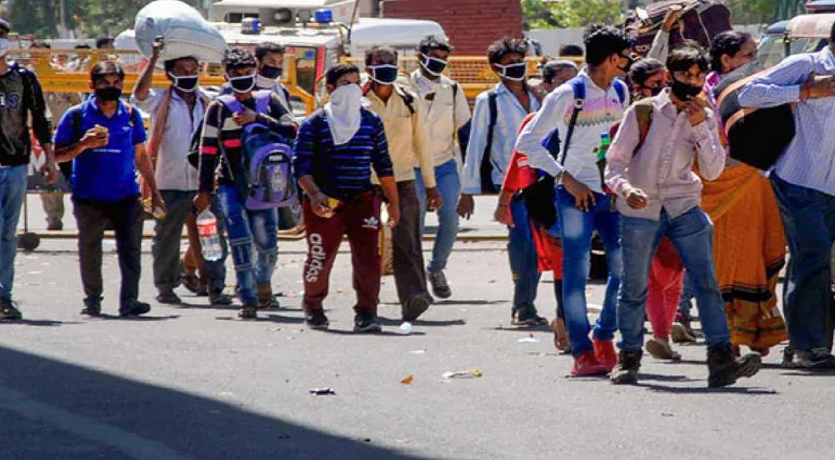 परदेस से आनेवाले मजदूरों को बिहार सरकार देगी रोजगार, श्रम विभाग ने तैयार की योजनाएं, जारी किया टॉल फ्री नंबर