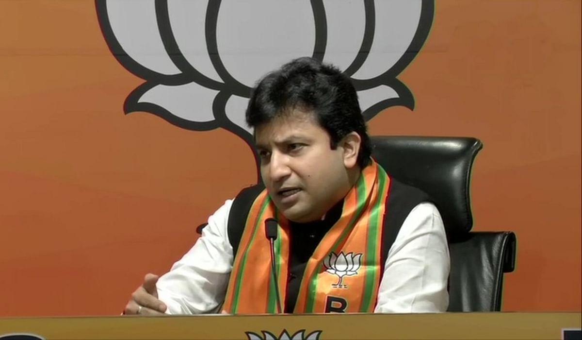 ममता को झटका: कांग्रेस के टिकट पर विधायक बने अरिंदम भट्टाचार्य तृणमूल छोड़कर भाजपा में शामिल