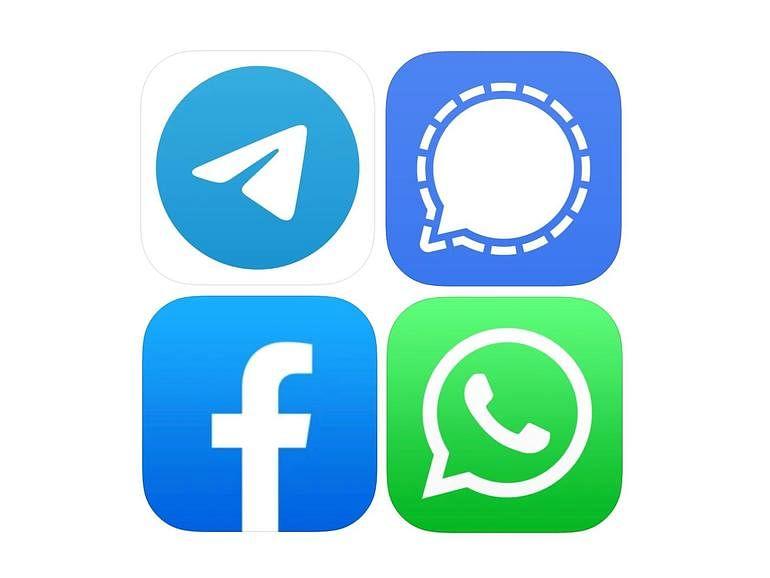 WhatsApp, Facebook, Telegram, Signal : किस ऐप का आपके डेटा पर कितना ऐक्सेस है, जानें