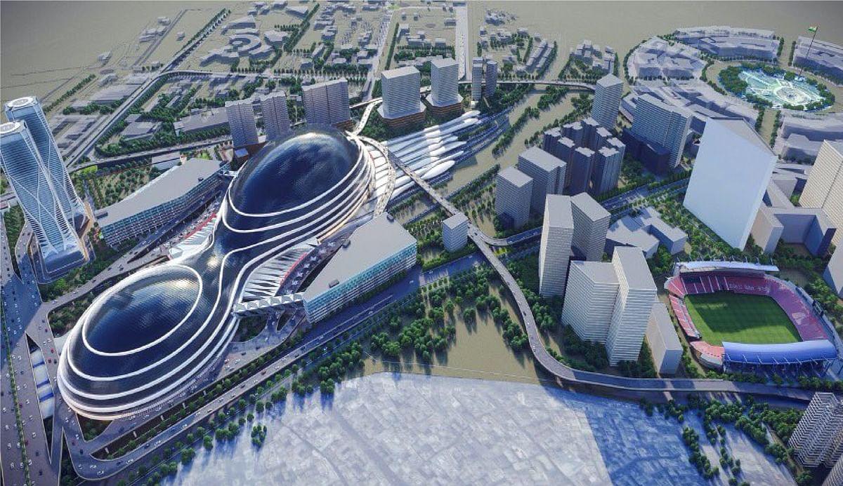New Delhi Railway Station Look : नई दिल्ली रेलवे स्टेशन का होगा कायाकल्प, पीयूष गोयल ने जारी किया फर्स्ट लुक
