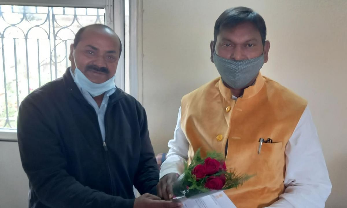 Khelo India Latest News : तीरंदाजों को तराशेंगे खेलो इंडिया टैलेंट आइडेंटिफिकेशन कमेटी के इस्ट जोन के नये सदस्य सुमंत मोहंती, केंद्रीय मंत्री अर्जुन मुंडा से की मुलाकात