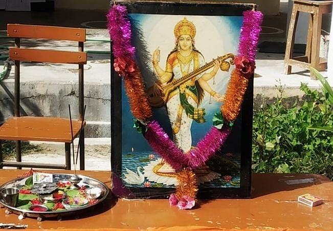 Saraswati Puja 2021 को लेकर गाइडलाइन जारी, जानें बिहार में कब है बसंत पंचमी?