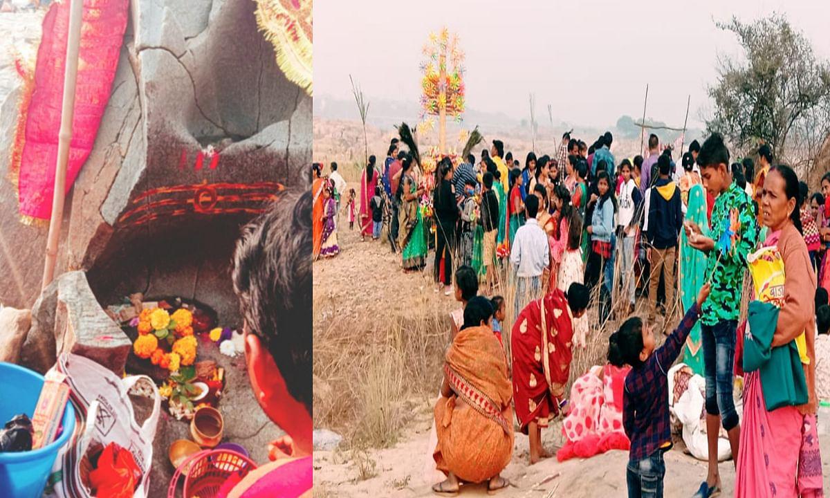 मकर संक्रांति के बाद सरायकेला के मिर्गी चिंगड़ा में महिलाओं के लिए लगता है विशेष मेला