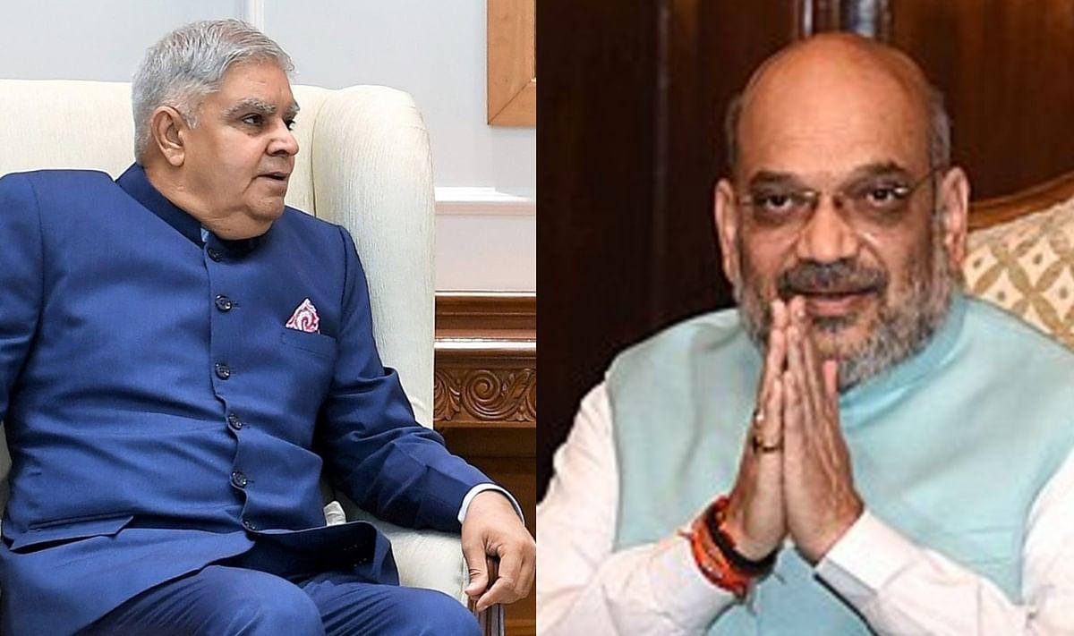 चुनाव बाद हिंसा पर NHRC की रिपोर्ट पर तकरार के बीच राज्यपाल जगदीप धनखड़ दिल्ली रवाना
