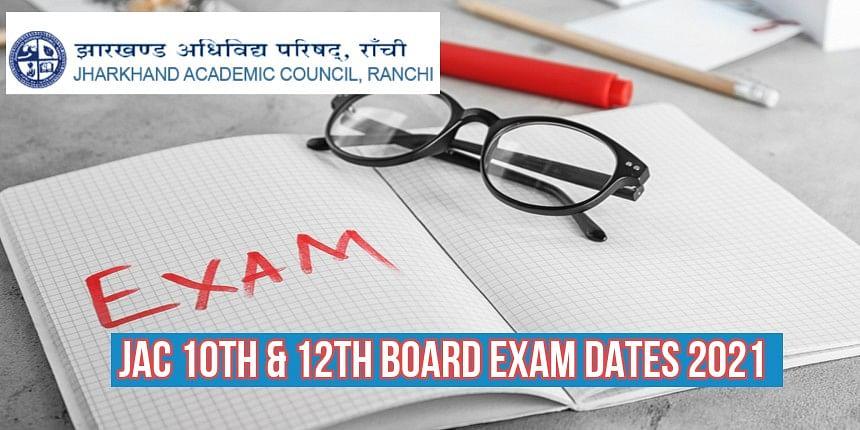 Jharkhand Board Exam Dates: JAC ने जारी किया 10वीं और 12वीं बोर्ड परीक्षा का शेड्यूल, जानिए कब से शुरु होने वाले हैं एक्जाम