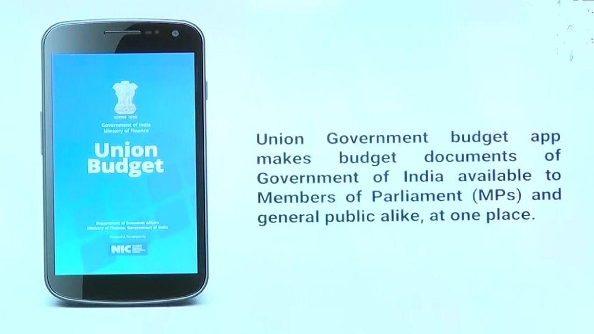 Union Budget Mobile App : यूनियन बजट मोबाइल ऐप लॉन्च, अब हर अपडेट आपके फोन पर, जानें क्या है खास