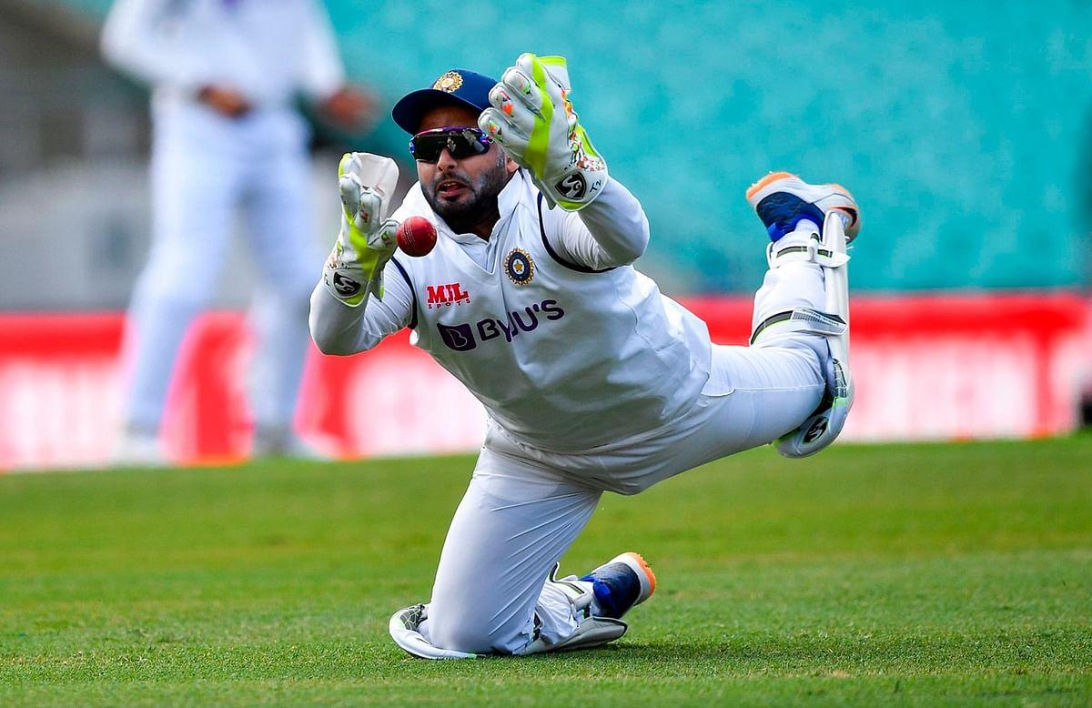 IND vs AUS 3rd Test: पंत ने छोड़े विल पुकोवस्की के दो कैच, फैंस ने कर दिया ट्रोल