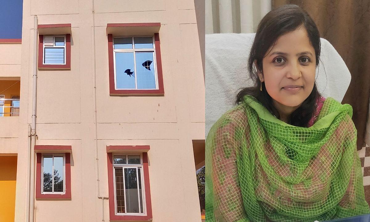 हजारीबाग नगर आयुक्त माधवी मिश्रा पर जानलेवा हमला, भ्रष्टाचार रोकने के मामले में निशाने पर हैं अधिकारी