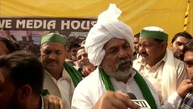 राकेश टिकैत ने कहा-तिरंगे का अपमान जिसने किया उसके खिलाफ कार्रवाई हो, पीएम मोदी के मन की बात पर दी ये प्रतिक्रिया