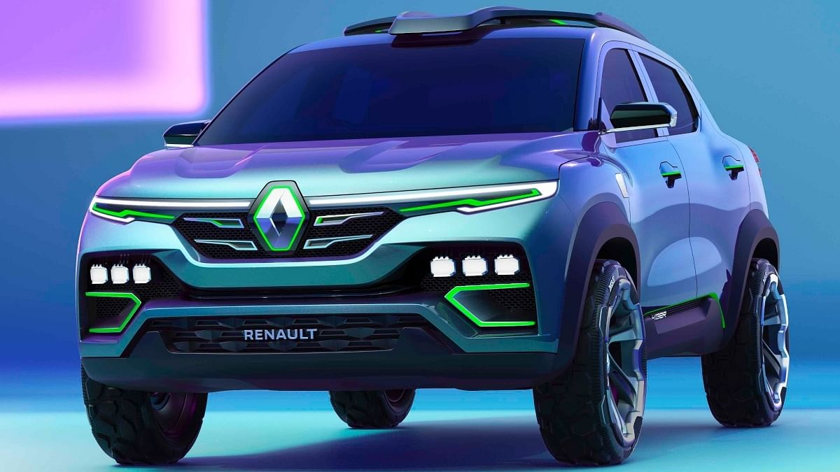 Renault Kiger से थोड़ी ही देर में उठेगा पर्दा, शानदार स्टाइल और फीचर्स वाली सस्ती कॉम्पैक्ट SUV