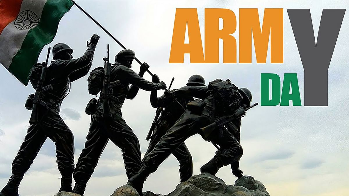 Indian Army Day Wishes Images Quotes