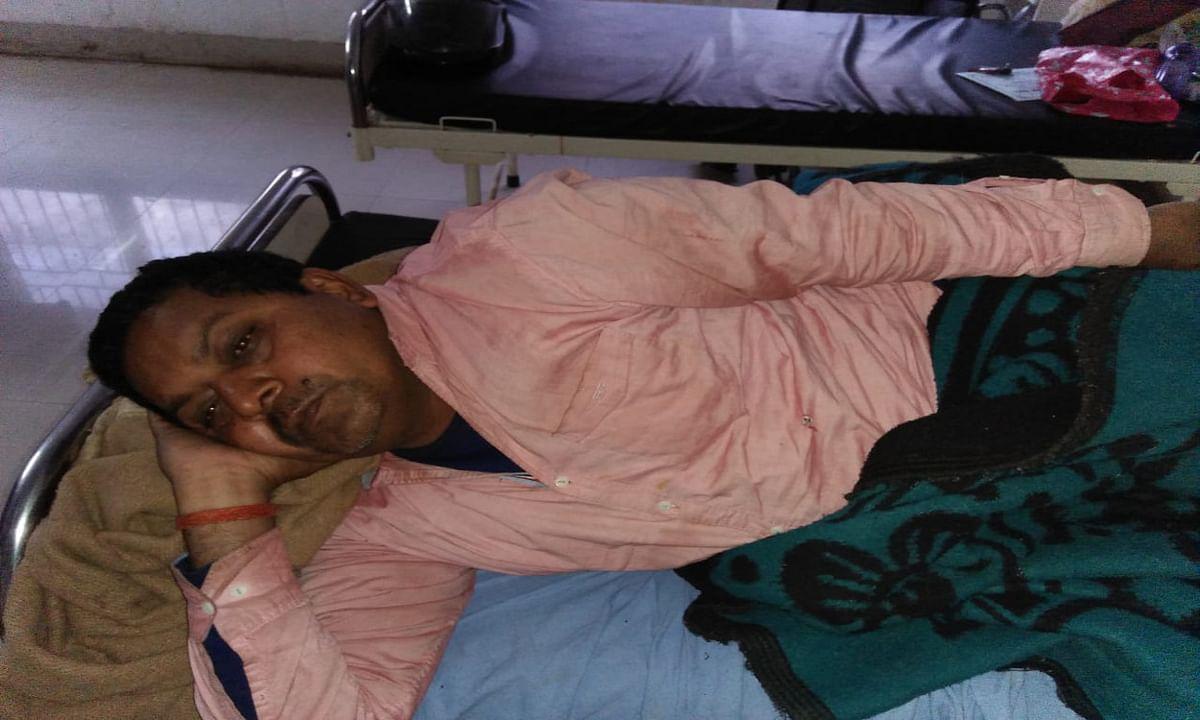 वन विभाग की टीम पर हमले का आरोपी बिहार के रजौली से गिरफ्तार, बचने के लिए 3 मंजिले बिल्डिंग से लगायी थी छलांग