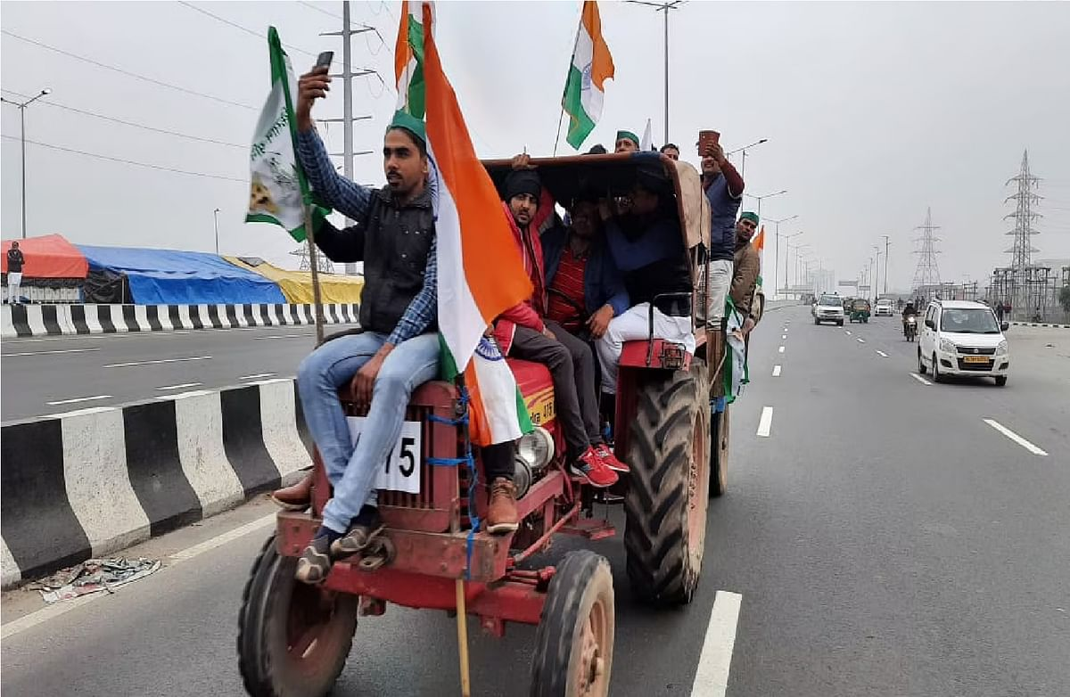 ट्रैक्टर रैली को दिल्ली पुलिस ने दी इजाजत, पढ़ें कैसी है किसानों की तैयारी