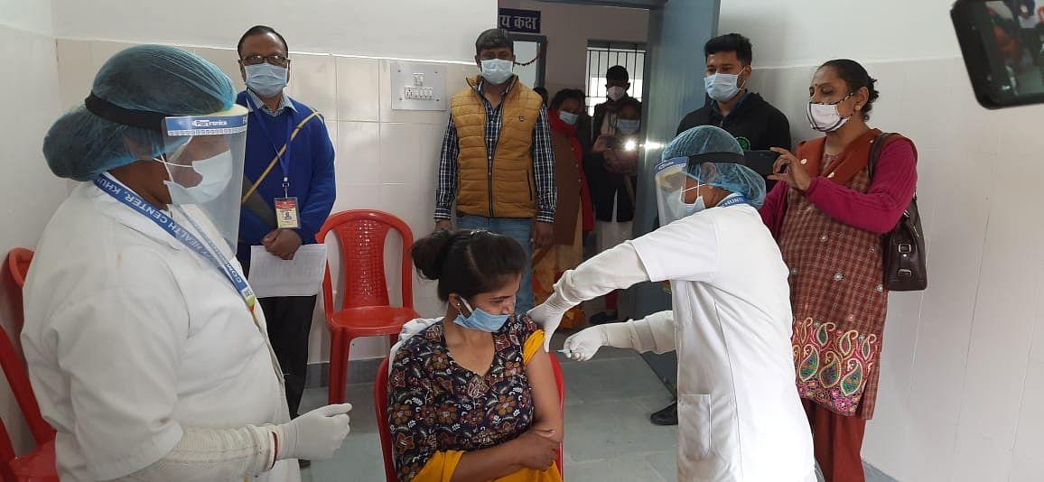 Coronavirus Vaccine Update : कोरोना टीकाकरण को लेकर तैयारी, जमशेदपुर के एमजीएम में टीका लेने वाले 10 लोगों से बात करेंगे प्रधानमंत्री