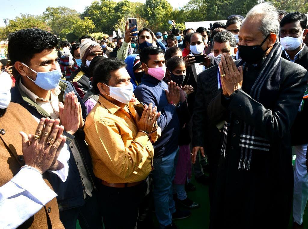 Rajasthan Cabinet Vistar : एक्शन में कांग्रेस हाईकमान ! 1 फरवरी से पहले राजस्थान कैबिनेट का विस्तार? पढ़ें संभावित मंत्रियों की सूची