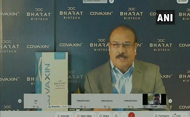 Corona Vaccine को लेकर राजनीति पर भारत बायोटेक के एमडी का बड़ा बयान, जानें अब तक के अपडेट्स