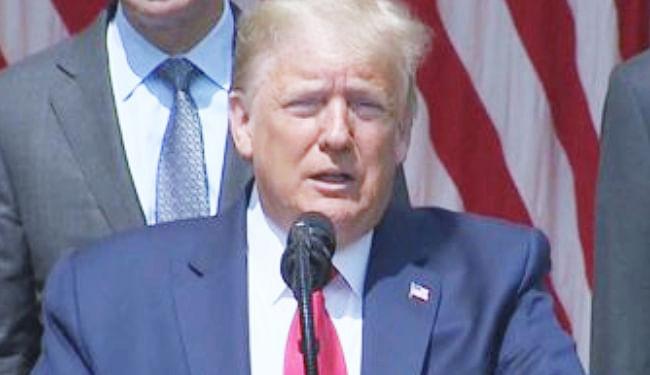 अमेरिकी राष्ट्रपति डोनाल्ड ट्रंप ने आठ चीनी ऐप पर प्रतिबंध लगाने के दिये आदेश
