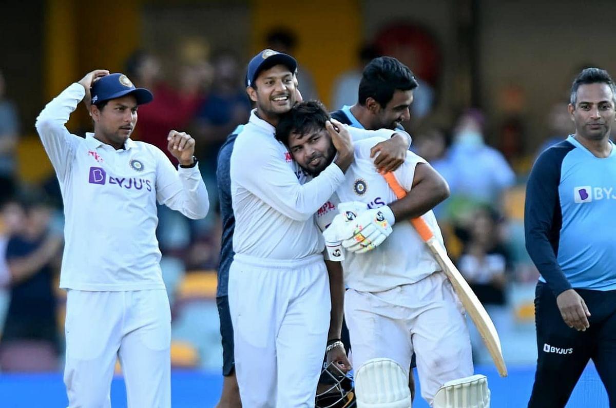 IND vs Aus : पंत, शुभमन, ठाकुर के अलावा आस्ट्रेलिया में जीत के ये रहे हीरो
