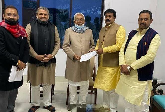 Bihar News : 15 साल सफर के बाद विधानसभा पहुंचा था 'हाथी', अब JDU ने मायावती को दिया करारा झटका