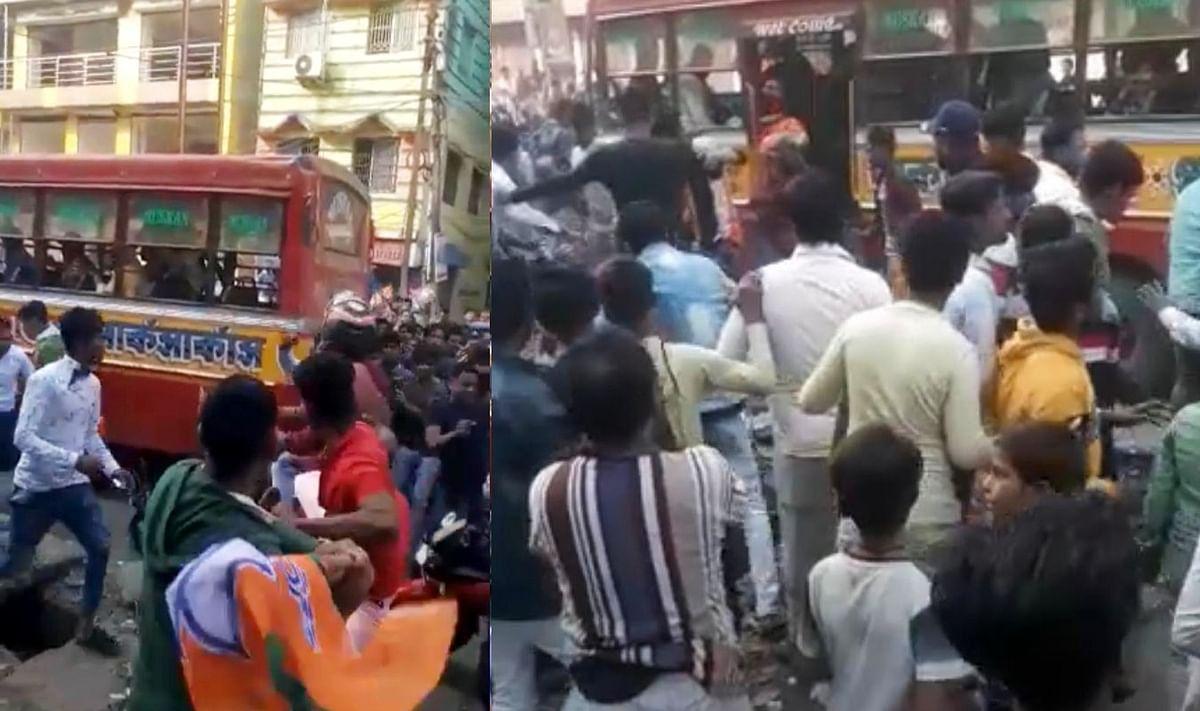 राजीव बनर्जी के BJP में शामिल होते ही विधानसभा क्षेत्र में तांडव, बांकड़ा में TMC ने किया हमला
