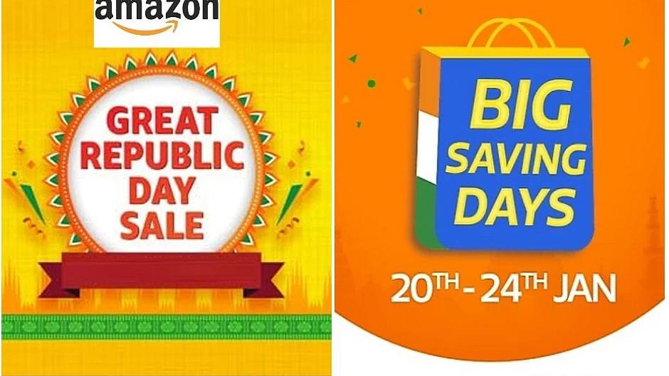 Flipkart Amazon Republic Day Sale: सस्ता स्मार्टफोन खरीदना हो, तो यह खबर आपके लिए है...