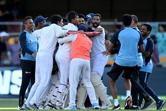 India vs Australia Score 4th Test Day 5: भारत ने आस्ट्रेलिया को उनके घर में पीटा, सीरीज पर 2-1 से कब्जा, पंत और शुभमन बने गेम के हीरो