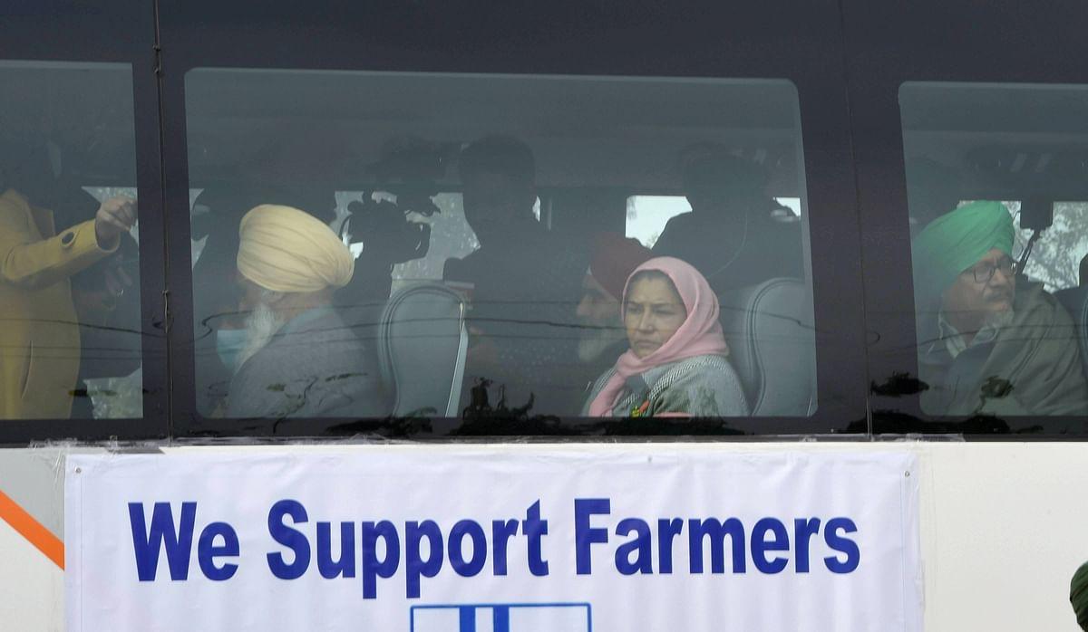Kisan Aandolan : किसान आंदोलन की बागडोर महिलाओं के हाथ, संभालेंगी ट्रैक्टर की स्टेरिंग और...