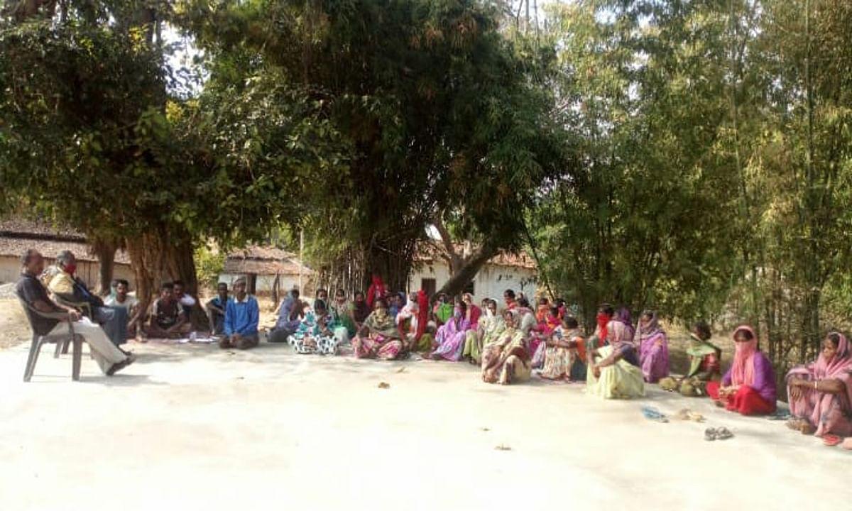 पालकोट के झीकीरीमा गांव में बाहरी लोगों के प्रवेश पर लगी रोक, जानें क्या है कारण