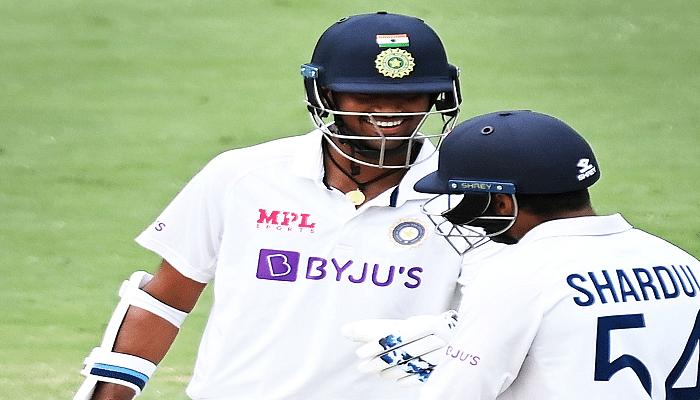 India vs Australia: शार्दुल और सुंदर ने खेली ऐसी पारी की टेनिस से लेकर क्रिकेट जगत तक हुआ मुरीद, सहवाग ने कहा- 'अति सुंदर ठाकुर'