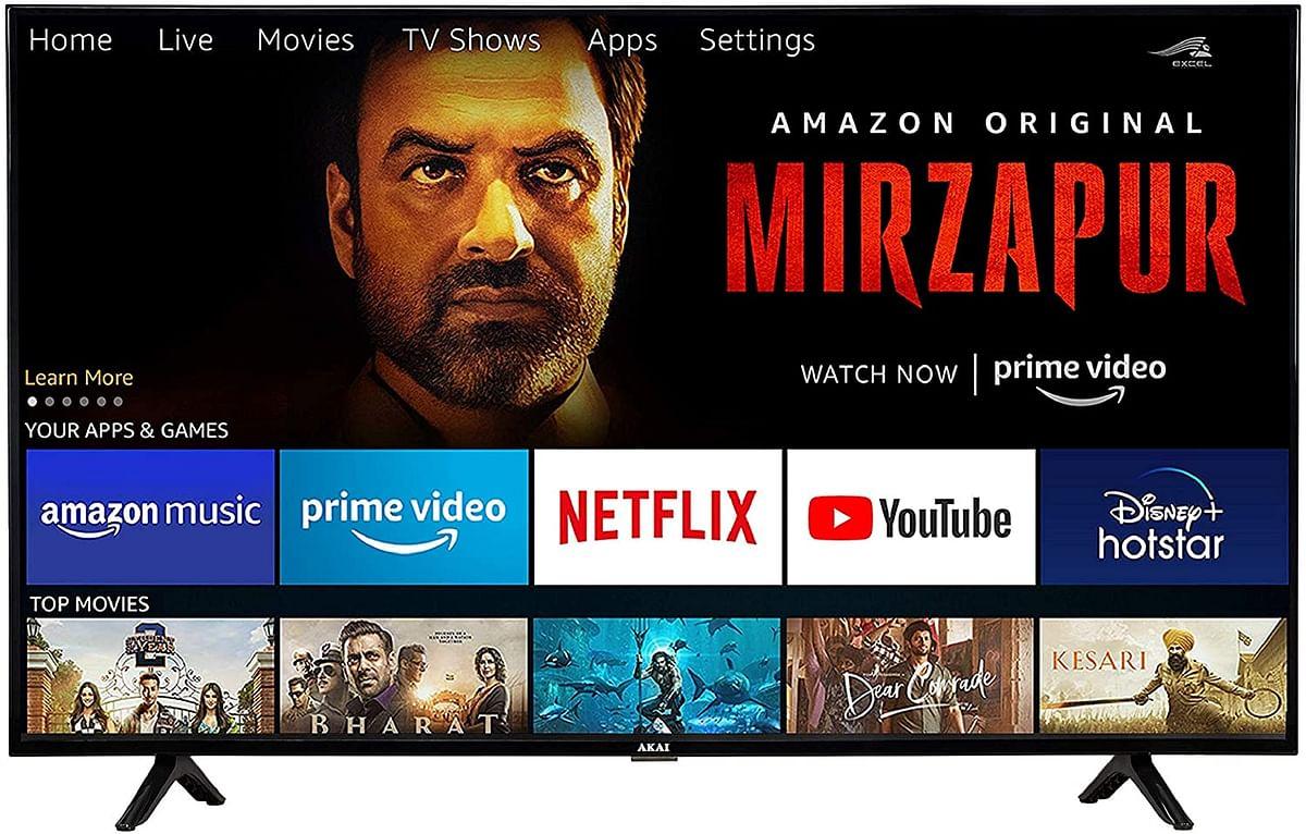 Affordable Smart TV: 51,990 रुपये का 43 इंच स्मार्ट टीवी मिल रहा 23,999 में, यहां पाएं बड़ी छूट