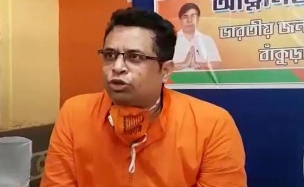 West Bengal Election 2021: तृणमूल के 7-8 सांसद, 40-42 विधायक भाजपा में शामिल होंगे, सौमित्र खान का दावा