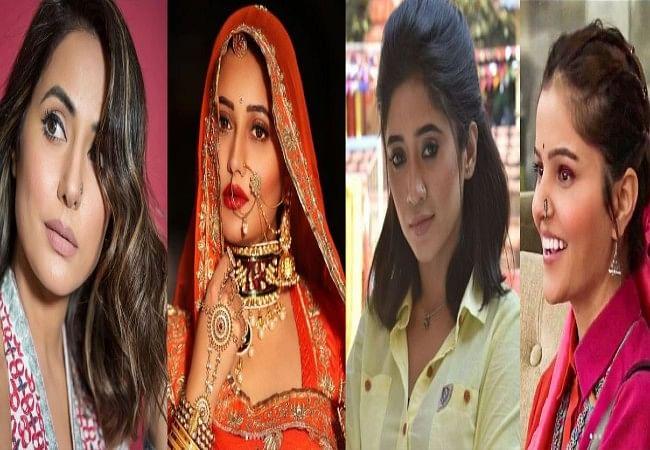हिना खान, शिवांगी जोशी, रश्मि देसाई नोज रिंग में दिखीं काफी हॉट, रुबीना दिलैक के किलर लुक ने उड़ाए फैंस के होश, PHOTOS
