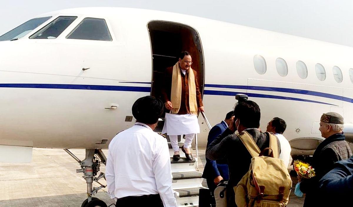 JP Nadda in Bardhaman: भाजपा अध्यक्ष के बंगाल दौरा, एक मुट्ठी चावल और दो करोड़ वोट का क्या है गणित