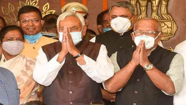 Bihar Cabinet Expansion: तो क्या आज बिहार कैबिनेट विस्तार पर लगेगी मुहर ? CM नीतीश और भाजपा नेता भूपेंद्र यादव की मुलाकात पर नजर