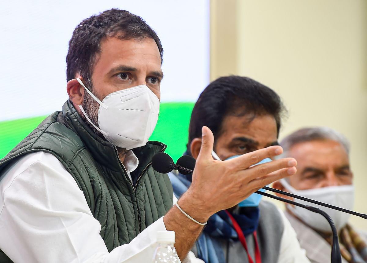 Congress President : राहुल गांधी को कांग्रेस अध्यक्ष बनाने के लिए प्रस्ताव पारित