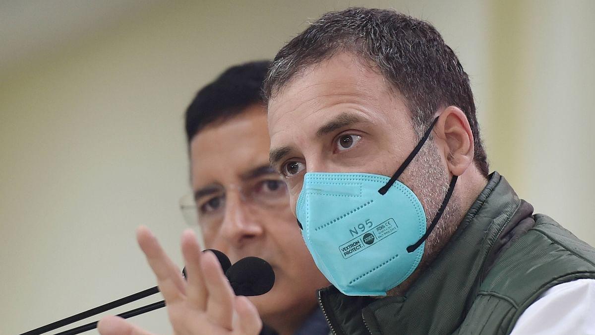 Rahul Gandhi Attack on PM MODI : 'वैक्सीन, ऑक्सीजन और दवाओं के साथ पीएम भी गायब', राहुल गांधी ने कुछ यूं कसा तंज