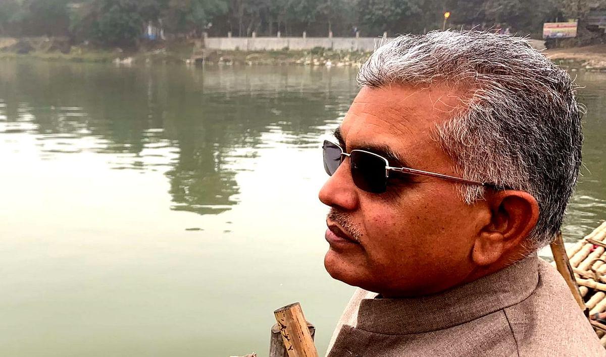 भाजपा के लिए जरूरी है दूसरे दलों के नेताओं को शामिल करना, बोले दिलीप घोष