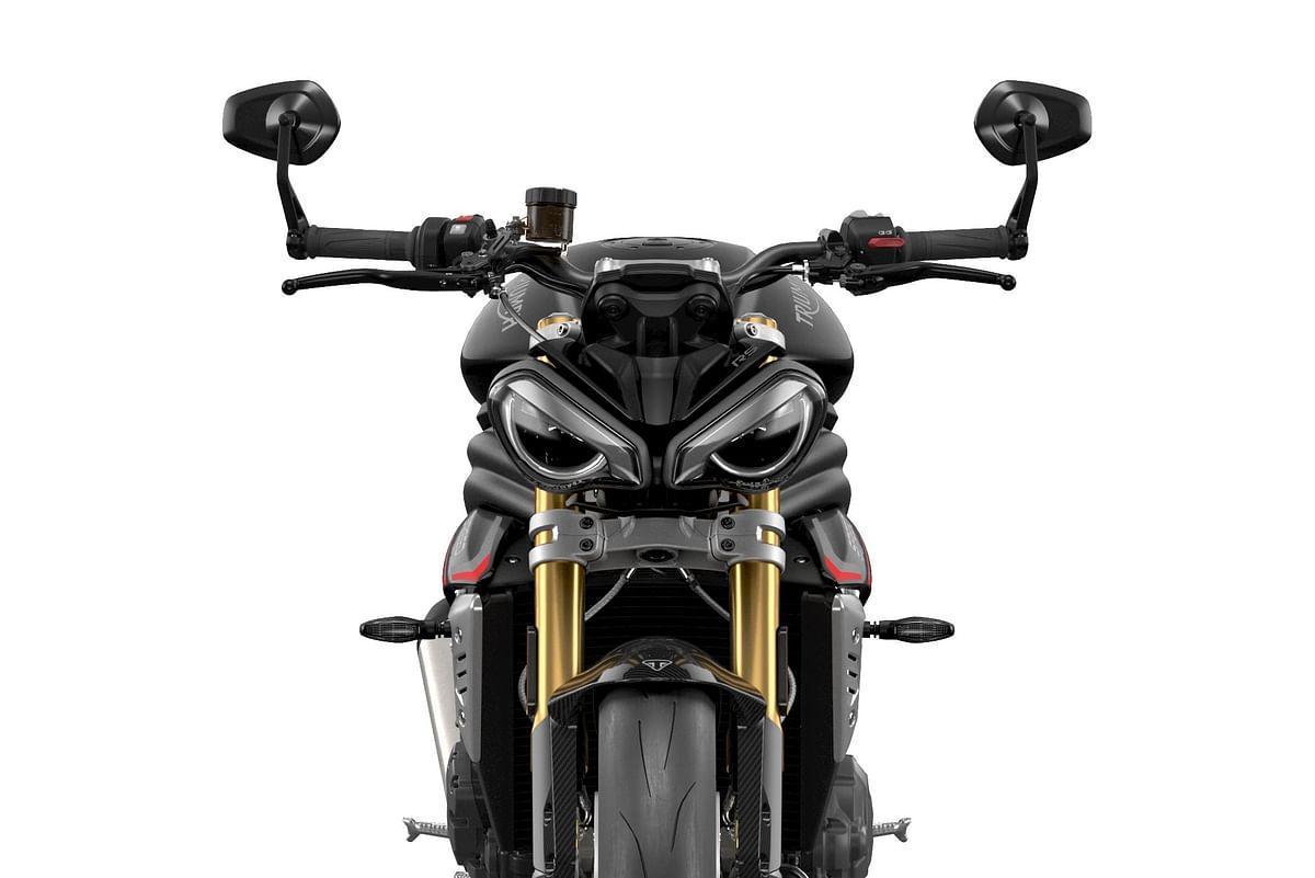Triumph लायी 17 लाख की नयी बाइक, Speed Triple सीरीज में अब तक की सबसे पावरफुल
